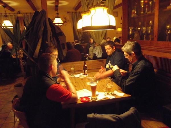 Stadtmeisterschaft im Schafkopfen 2014